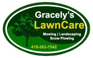 Gracely's Lawncare, Landscaping and Snow Plowing |  Lima, Ohio Lawn Mowing | Lima, Ohio Landscaping | Lima, Ohio New Lawn Seeding | Lima, Ohio Mulching | Lima, Ohio Snow Plowing